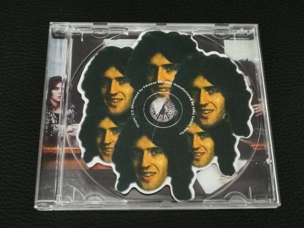 Cd Album Queen Brian May talks...