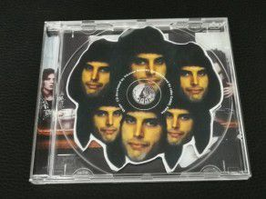 Cd Album Queen Freddie...