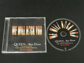 Cd Album Queen We Will Rock...