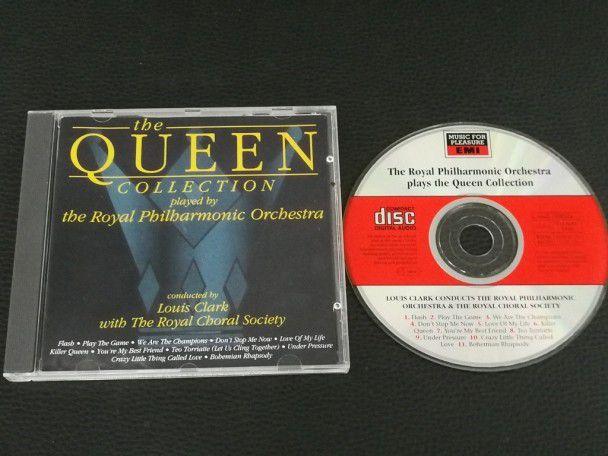 Cd Album Queen Collection The Royal...