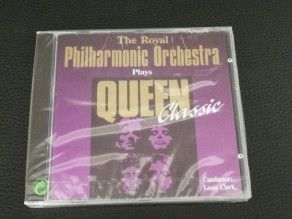 Cd Album Queen Classic The...