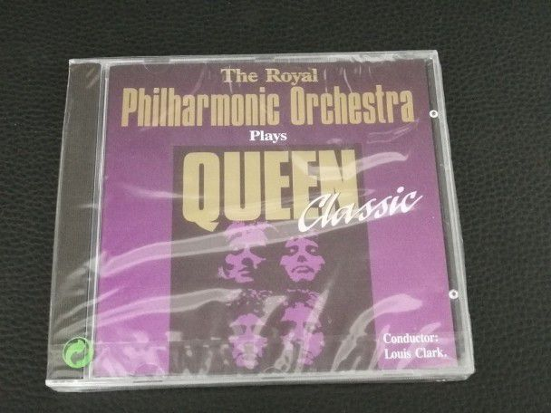 Cd Album Queen Classic The Royal...