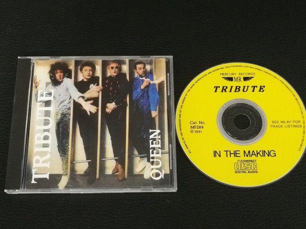 Cd Album Queen Tribute (Germany) MF84