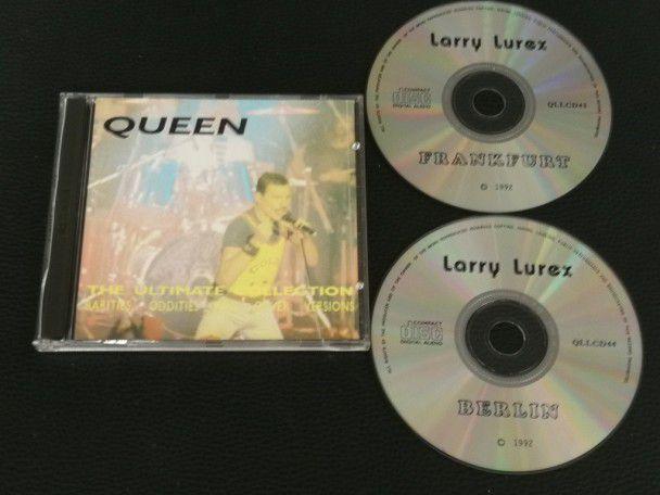 Cd Album Queen The Ultimate...