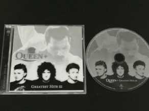Cd Album Queen Greatest...