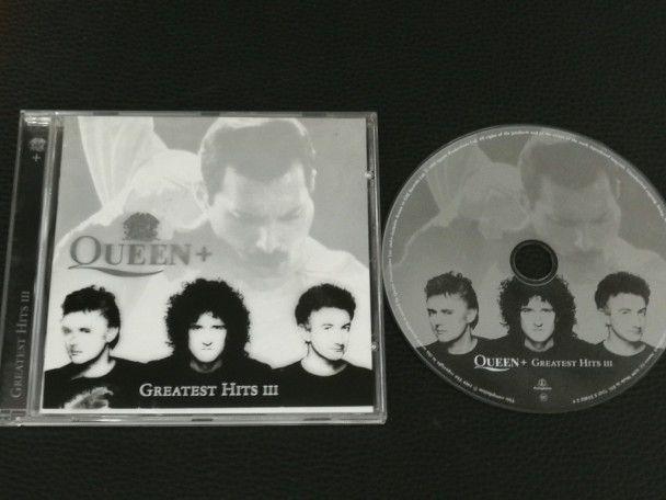 Cd Album Queen Greatest hits III...