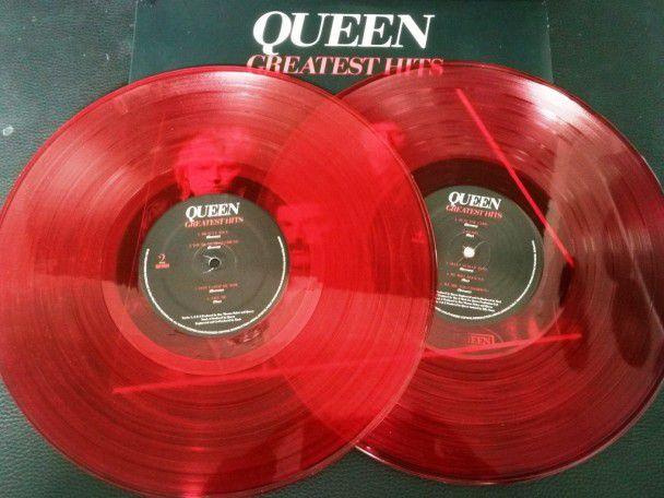 """12"""" Vinyl album Queen Greatest hits..."""
