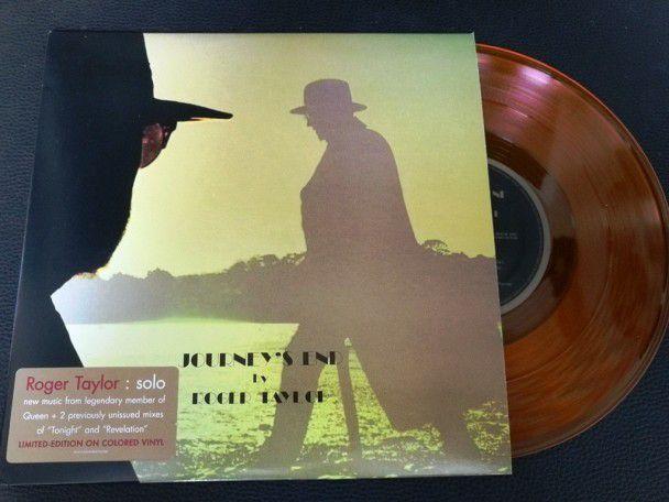 "10"" Vinyl album Roger Taylor..."