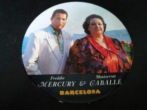 "12"" Vinyl maxi Freddie..."
