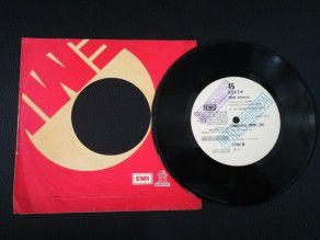 """7"""" Vinyl single Queen Need..."""