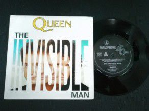 "7"" Vinyl single Queen The..."