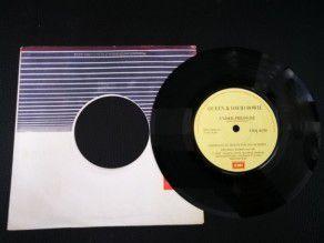 """7"""" Vinyl single Queen and..."""