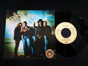 "7"" Vinyl single The Cross..."