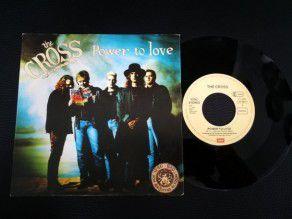 "7"" Vinyl single The Cross..."