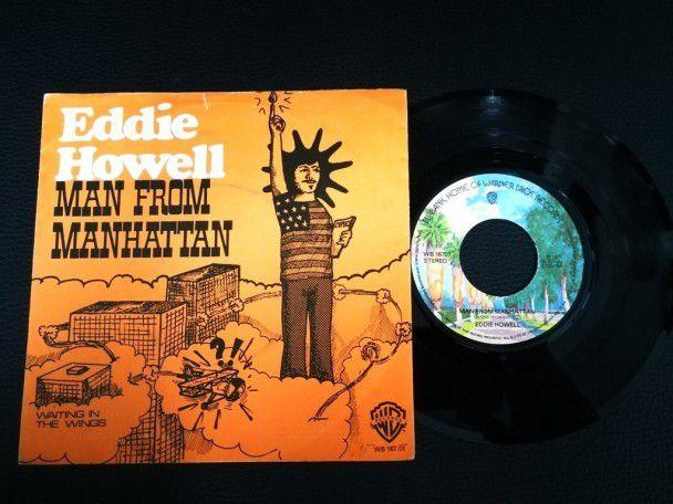 """7"""" Vinyl single Eddie Howell Man from..."""