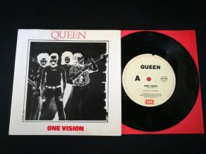 "7"" Vinyl single Queen One..."