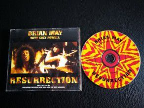 Cd Single Brian May...