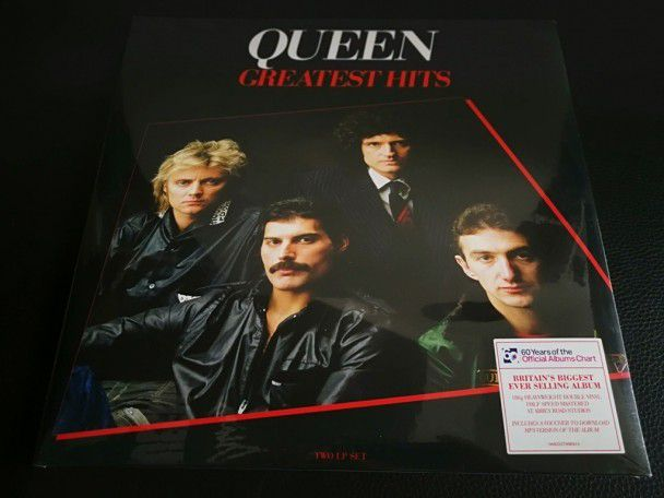 "12"" Vinyl album Queen Greatest hits I..."