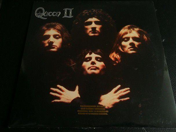 "12"" Vinyl album Queen II (USA) Promo..."