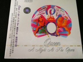 Cd Album Queen A night at...