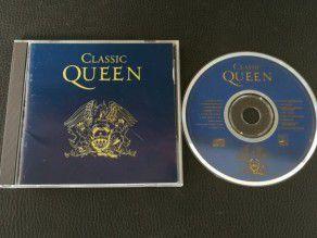 Cd Album Queen Classic...