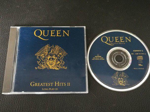 Cd Album Queen Greatest hits II...