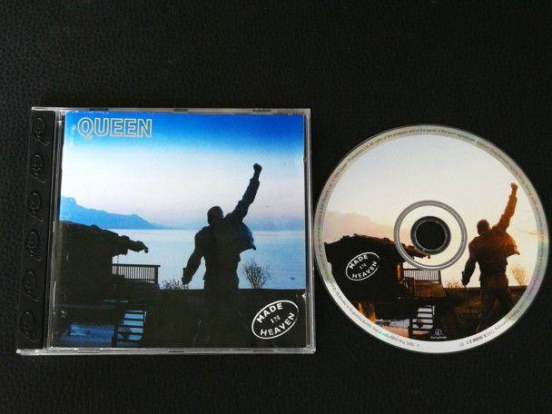 Cd Album Queen Made in Heaven...