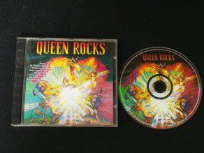 Cd Album Queen Rocks (UK)...