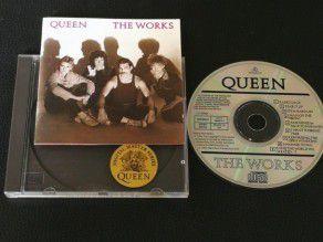 Cd Album Queen The Works...