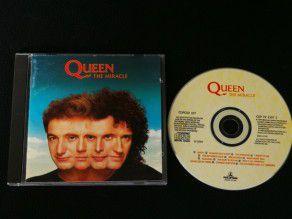 Cd Album Queen The miracle...