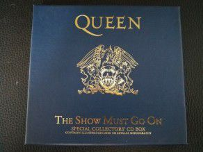 Cd Single Queen The show...