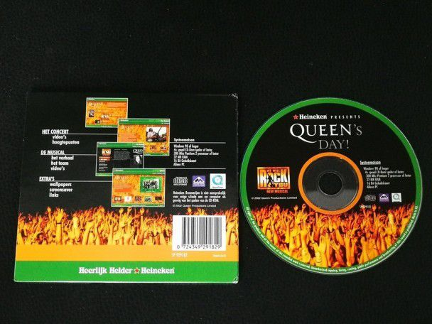Cd Single Queen We will rock you...