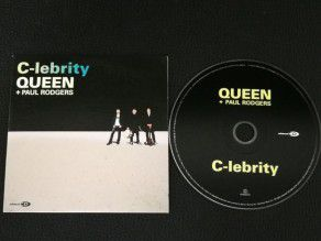 Cd Single Queen and Paul...