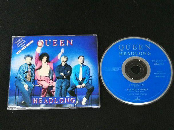 Cd Single Queen Headlong (Holland)
