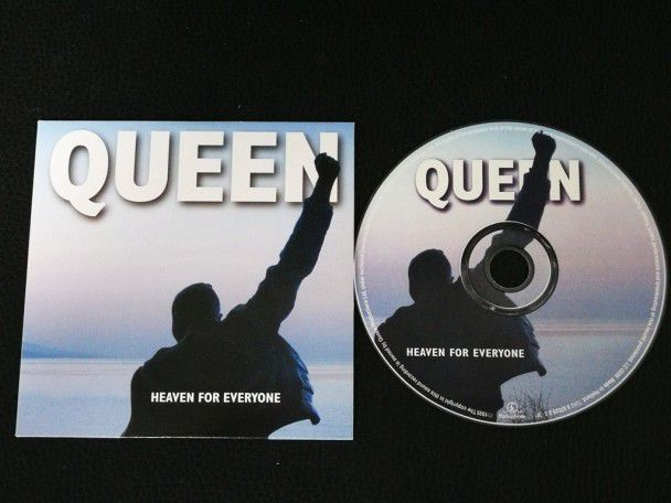 Cd Single Queen Heaven for everyone...