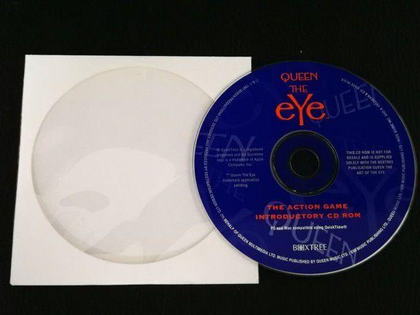 CD Album Queen The Eye (Game) Promo