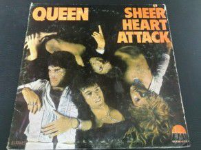 "12"" Vinyl album Queen Sheer..."