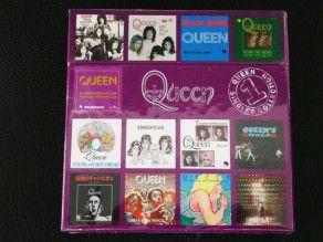 Queen cd Singles Collection...