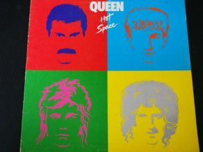 "12"" Vinyl album Queen Hot..."