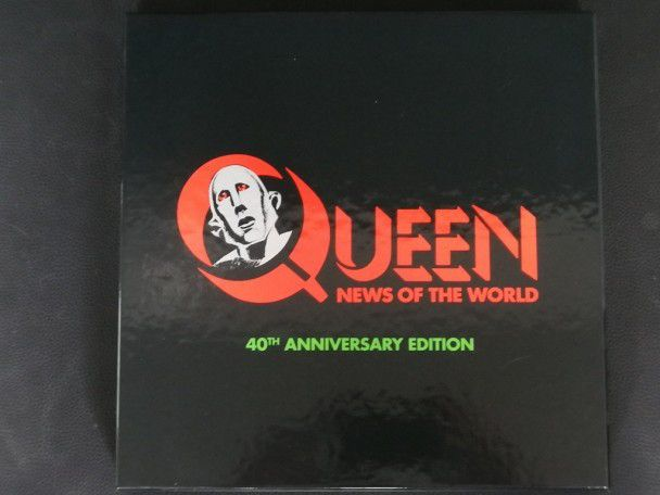 """12"""" Vinyl album Queen News of the..."""