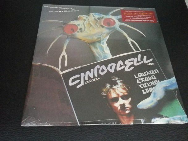 "12"" Vinyl album Roger Taylor Fun in..."