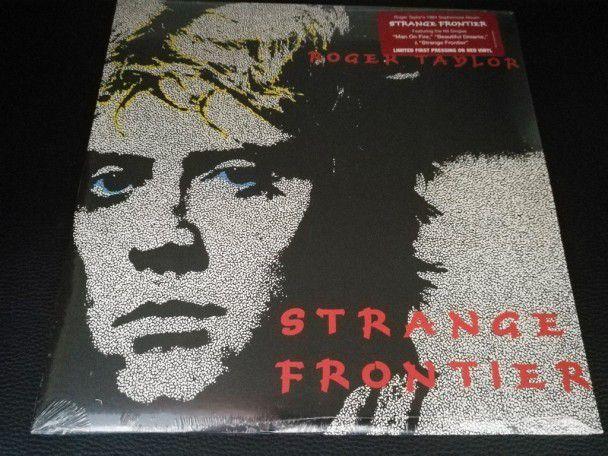 """12"""" Vinyl album Roger Taylor Strange..."""