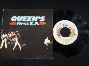 "7"" Vinyl single Queen First..."