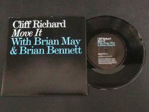 "7"" Vinyl single Brian May..."