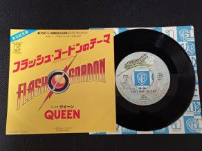 "7"" Vinyl single Queen Flash..."