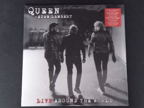 """12"""" Vinyl album Queen Live..."""