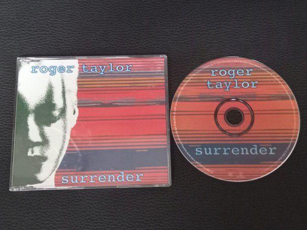Cd single Roger Taylor Surrender...