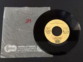 """7"""" Vinyl single Queen..."""