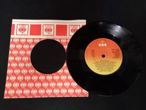 """7"""" Vinyl single Freddie..."""