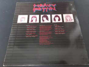 "12"" Vinyl maxi Heavy Pettin..."